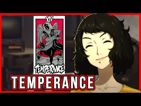 Persona 5 - Max Confidant -  Temperance Arcana (Sadayo Kawakami)