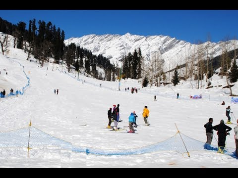 Manali / Solang Valley Snowfall Vlog Best time to visit and More [ VLOG]