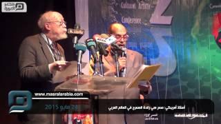 مصر العربية | أستاذ أمريكي: مصر هي رائدة المسرح في العالم العربي
