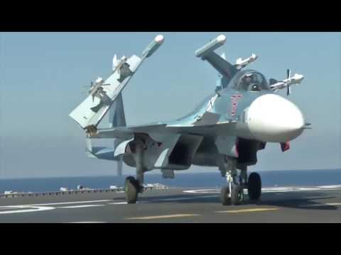 The Sukhoi Su-27    in action in Syria