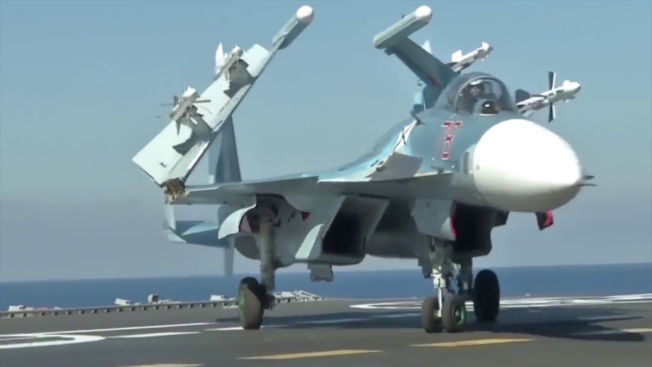 the sukhoi su27 in action in syria youtube