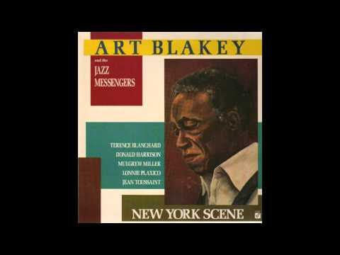 'Falafel' From 'NEW YORK SCENE' Album By Art Blakey & The Jazz Messengers