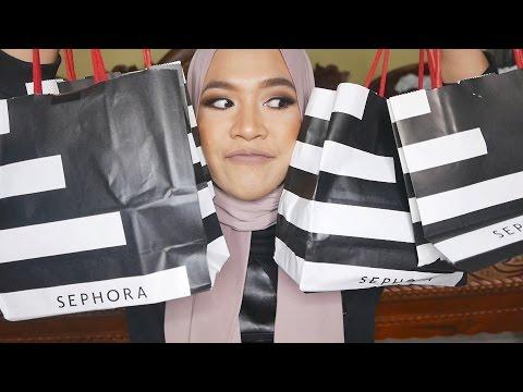 Unboxing Haul | Sephora Private Sale, ABH, Colourpop & More