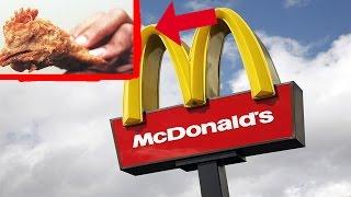 10 Unglaubliche Fakten über McDonald's!