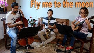 Família Rodrigues - Fly me to the moon (Frank Sinatra)