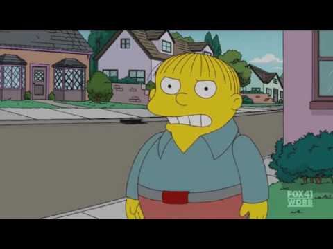 Ralph wiggum swears youtube - Simpson ralph ...