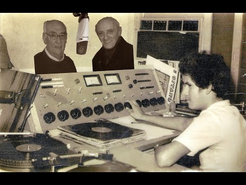 Carlos Sapag Mario Pesce Radio Crónica