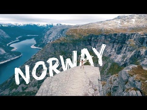 Norway - Vikings and Trolls Tongues?