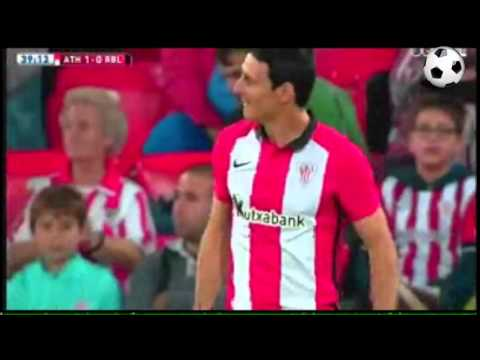 Oscar De Marcos -Athletic Bilbao vs Linense 15/12/2015