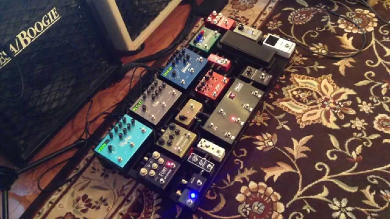 my guitar pedalboard and amps in depth advanced a b switching midi demo rig rundown youtube. Black Bedroom Furniture Sets. Home Design Ideas