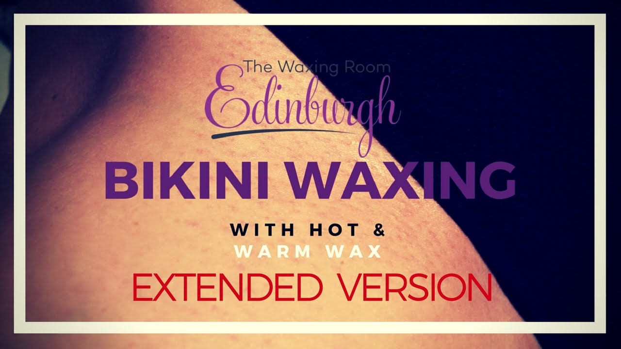Were G string bikini wax opinion