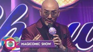 I DARE YOU – Deddy Corbuzier Tantang Para Pesulap Untuk 'Tipu' Dia – Magicomic Show