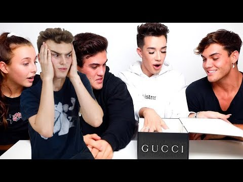 Reacting to James Charles's BEST FRIEND'S BUY EACH OTHER OUT