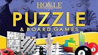 Hoyle Puzzle and Board Games Trailer