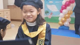 문정동 법조단지  송파 푸른솔 어린이집  졸업식. 노래…