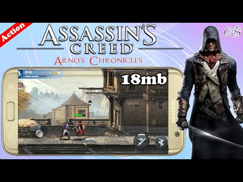 [18mb] Assassins Creed Unity Arno's Chronicles Game Download On Any Android By AndroStar