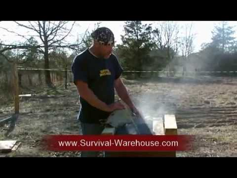 How To Brain Tan by Survival Warehouse.