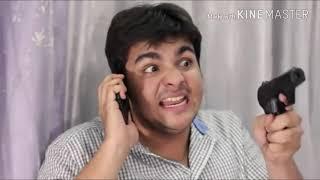 Sanju Trailer Ft  Ashish Chanchlani   Ranbir Kapoor SANJU ASHU   hitenishere