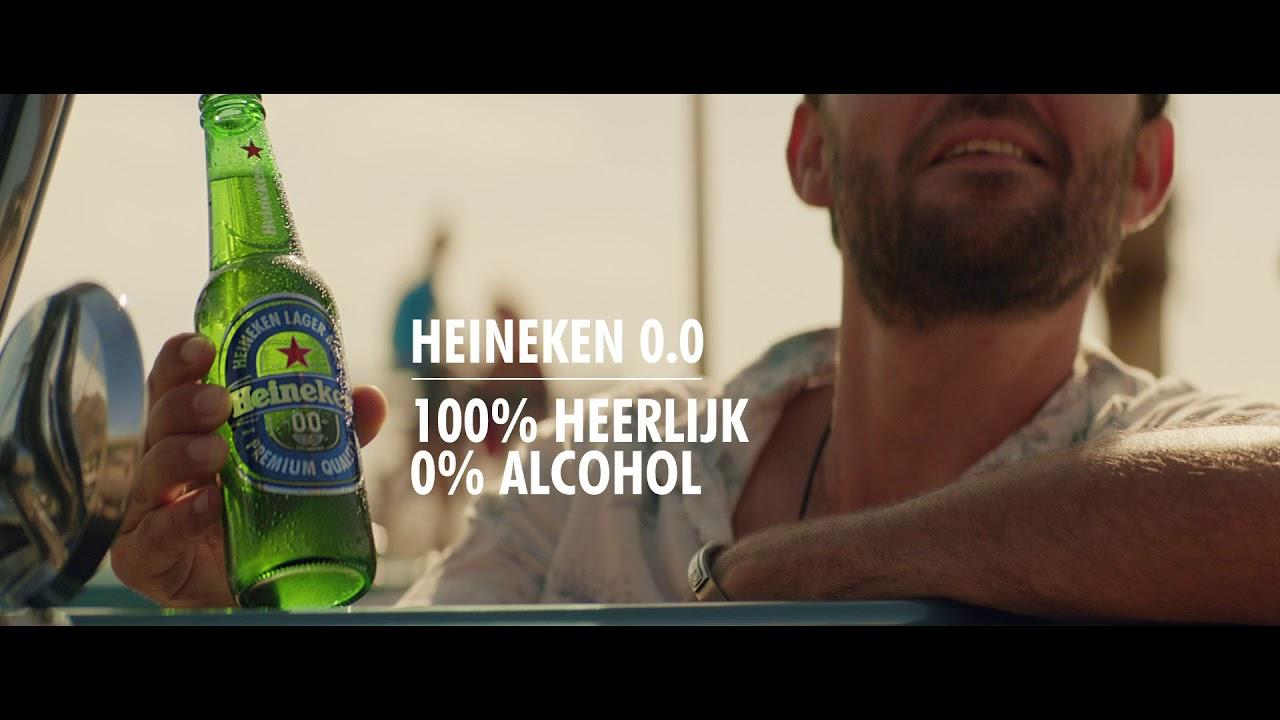 Heineken: Heineken 0.0 - Parkeerboete