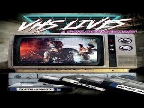 VHS Lives! A Schlockumentary - Get your CULT FILM HOUSE BOOGIE ON! - LIVE IT!