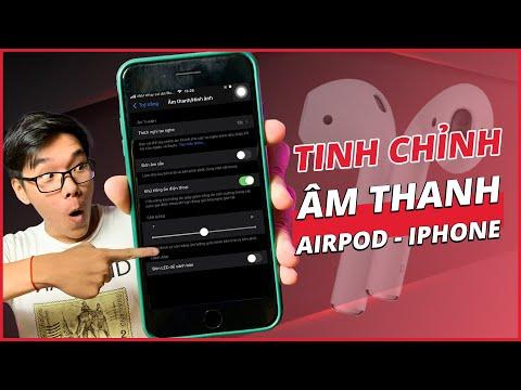 Mẹo dùng cho iPhone hay: Cách tinh chỉnh Airpod, chuyển ảnh live photo   Điện Thoại Vui TV   Tổng hợp nhạc cực hay 1