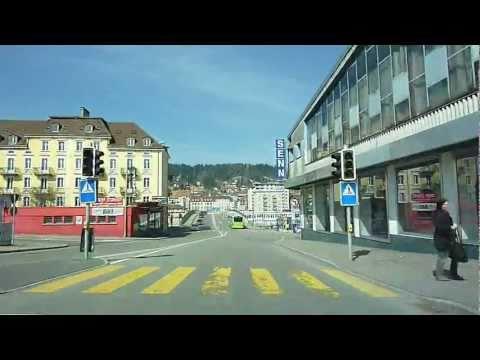 Switzerland 190 (Camera on board): La Chaux-de-Fonds 1 (NE)