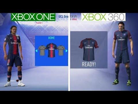 FIFA 19 | Xbox One VS Xbox 360 | Graphics Comparison