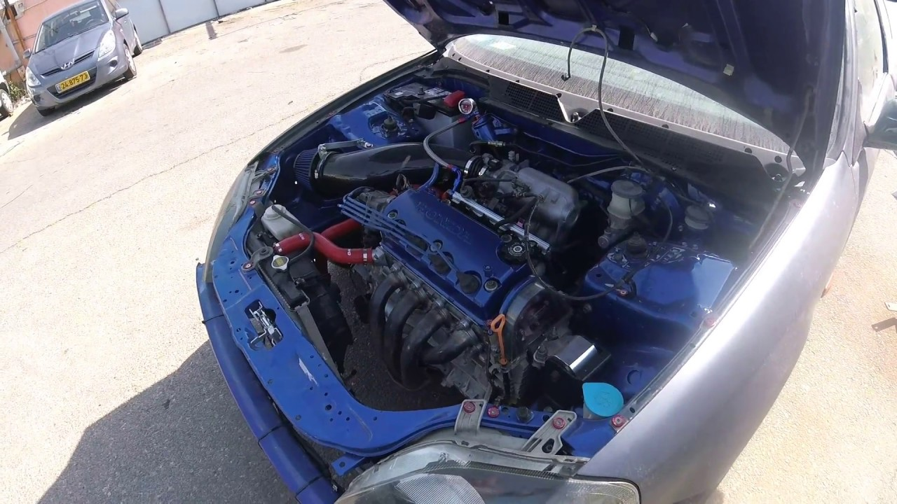 Ek Wire Tuck With Ac Diagrams Wiring Harness Honda Civic Youtube