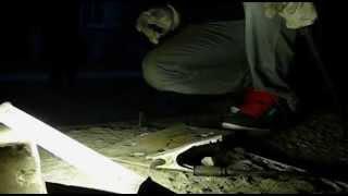 Пробуем варить полуавтоматом первый раз(Купили сварочный аппарат WESTER MIG 120, решили поучиться сварке., 2014-10-20T08:27:37.000Z)