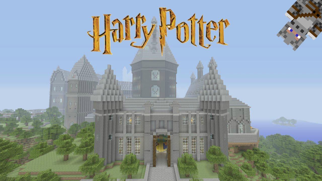 minecraft harry potter adventure map wel e to hogwarts 3