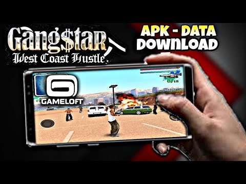Gangster West Coast Hustle HD Download For Android | Apk - Data | All Device | All GPU