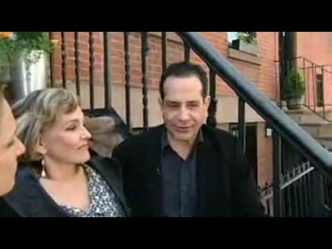 Talk Stoop: Tony Shalhoub and Brooke Adams