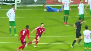 Luxembourg vs Bulgaria 1-1 (GOALS HIGHLIGHTS) FIFA WC Qualification UEFA 10-10-2017
