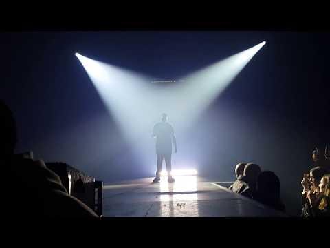 Damso - Amnésie - live à Lyon 26/11/18