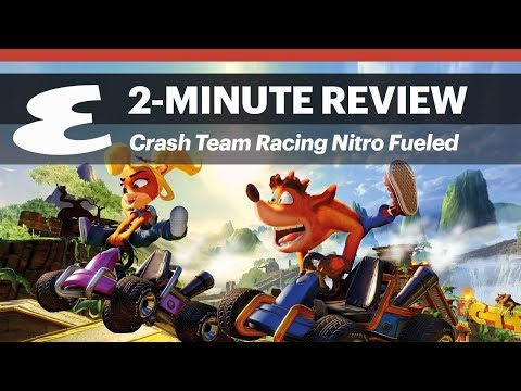 2-minute-review:-crash-team-racing-nitro-fueled