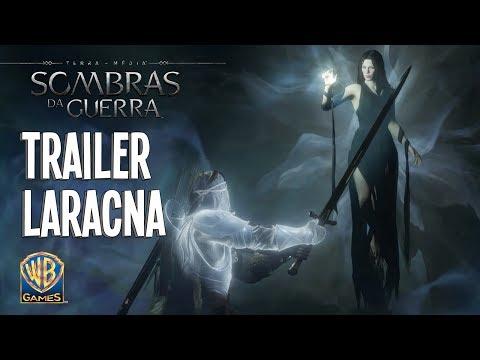 Terra-média: Sombras da Guerra - Trailer Laracna (DUBLADO)