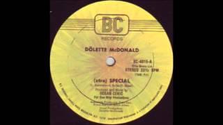 DOLETTE McDONALD - (Xtra) Special [HQ]
