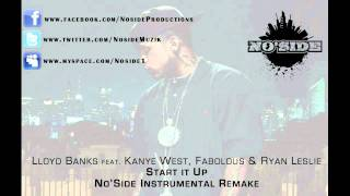 Lloyd Banks - Start it Up (Instrumental)