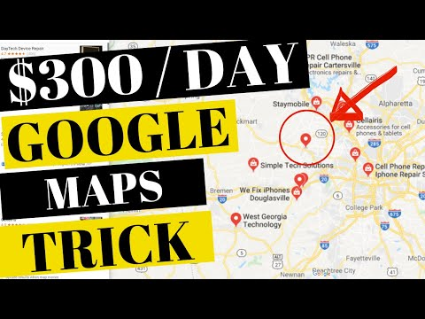 EARN $300 PER DAY WITH GOOGLE MAPS - MAKE MONEY WORKING AT HOME