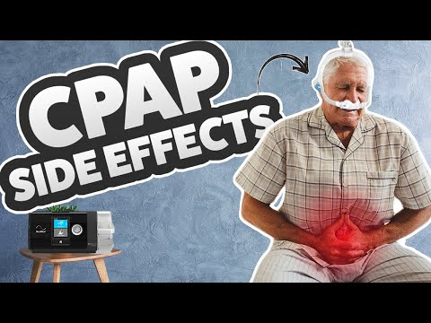 CPAP Side Effects & Common Problems - Why they happen and solutions to stop them.