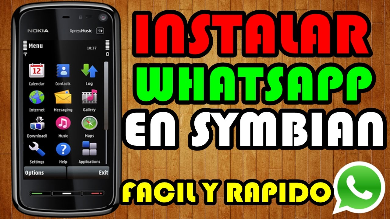 download whatsapp nokia 5230
