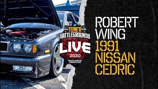 PASMAG Tuner Battlegrounds Competitor: Robert Wing - 1991 Nissan Cedric Grand Turismo Ultima