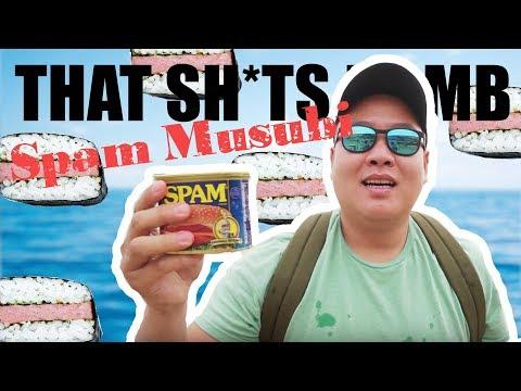 TSB: HOW TO MAKE SPAM MUSUBI!