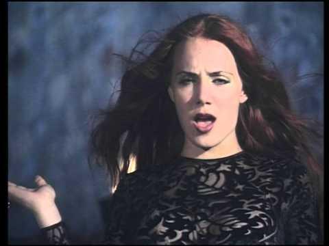 Epica - The Phantom Agony - Official Video Version 2 - Simone Simons Gothic Girl in Castle [Full HD]