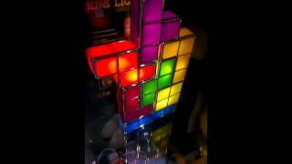 SlowMo LED tetris light