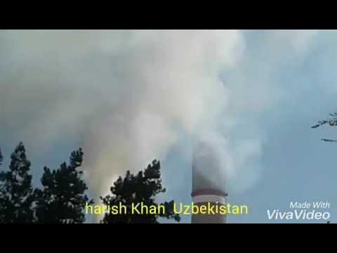 Uzbekistan tharmo power plant