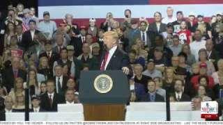 FULL SPEECH: President Donald Trump Holds Rally in Louisville, KY 3/20/17