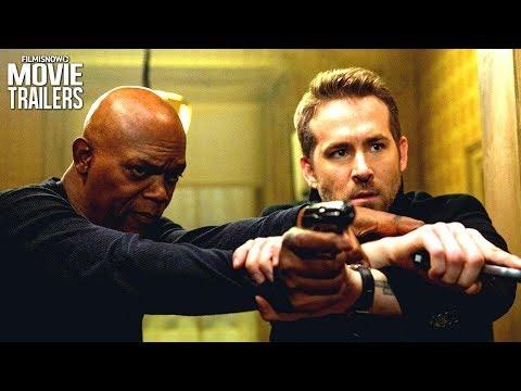 "The Hitman's Bodyguard | New Trailer  ""Sorry"" with Ryan Reynolds & Samuel L. Jackson"