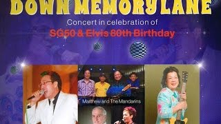 A NIGHT AT THE KALLANG THEATER - Down Memory Lane Concert