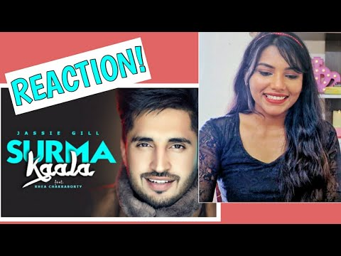 South Indian Reacts To SURMA KAALA Song | Jassie Gill | Latest Punjabi Songs 2019